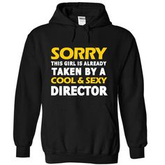 Taken By A DIRECTOR - #red shirt #tee spring. GET YOURS => https://www.sunfrog.com/Sports/Taken-By-A-DIRECTOR-8465-Black-18947023-Hoodie.html?68278