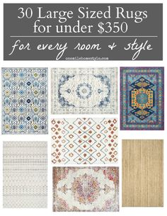 Check out the web above click the link for more alternatives . Pinterest Home, 8x10 Area Rugs, Area Rug Runners, Diy Flooring, Painted Floors, Affordable Home Decor, Diy Home Crafts, Fashion Room, Vintage Decor