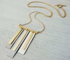 Stockholm Necklace / Shlomit Ofir