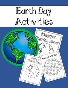 Always free for the first 20 downloads. Yea!!!Included in this product is a mixture of activities that will engage a variety of learners. You will receive:1 Happy Earth Day Coloring Sheet1 Happy Earth Day Dot-to-Dot2 Happy Earth Day Mazes1 Earth Day Boggle Printable1 Mini Cut and Paste Puzzle1 Find a Friend Who.....1 E is for Earth Day (Tracing)1 Count and Graph1 Cut and Paste Patterns2 Reduce, Reuse, and Recycle Writing Templates3 Coloring Printables with Quotes2 Color by NumbersEnjoy!