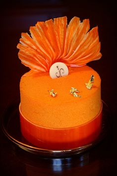 Carrot cake from Jean Philippe Bellagio - Las Vegas by Dimtze, via Flickr