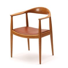 the Round Chair x 10 by Hans J. Wegner | From a unique collection of antique and modern chairs at https://www.1stdibs.com/furniture/seating/chairs/