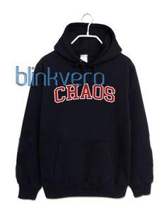 Chaos hoodie girls and mens hoodies unisex adult