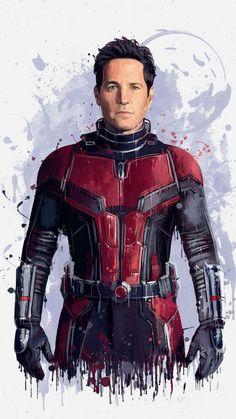 Ant-man, Avengers: infinity war, artwork, 2018, 720x1280 wallpaper