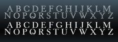 Baskerville Caps font download