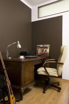 Office Desk, Corner Desk, Interior Design, Furniture, Home Decor, Corner Table, Nest Design, Desk Office, Decoration Home