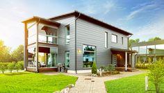 Honka Harmonia - a healthy home. Honka log homes.
