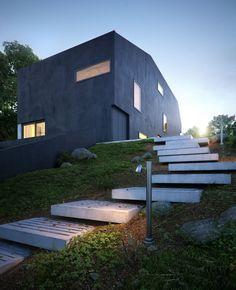 CGarchitect - Professional 3D Architectural Visualization User Community | Schuler Villa - cam. 2