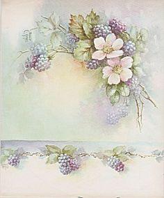 prints by sonie ames   Sonie Ames Print Pink Wild Roses Pictures