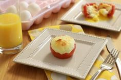 Wildtree's Baked Egg Stuffed TomatoesRecipe  I'm addicted to this recipe!!