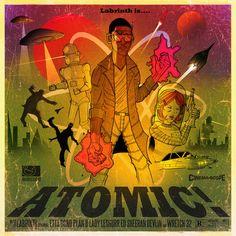 The Atomic EP  https://www.facebook.com/LabrinthTV/app_325509077550141