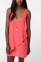 Comes in tons of colors, and an easy wear. Could be cute with tights and a blazer in winter and with sandals in summer