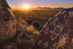 Three Rivers Petroglyph Site Where: Near Tularosa  Distance: 1-mile out-and-back  Difficulty: Easy  Season: Year-round