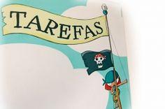 tarefas_a_piratas_pt_001 Pirate Theme, Decor, Pirates, Decorating, Inredning, Interior Decorating, Deck, Dekoration, Decoration