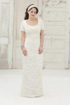 Escada Vintage Escada Couture Wedding Dress-$330