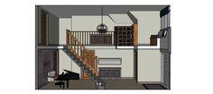 Hot House, Portfolio Images, 3d Visualization, Loft, Interior Design, Furniture, Home Decor, Nest Design, Decoration Home
