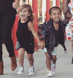 See North West and Birthday Girl Penelope Disick Singing on Instagram! from InStyle.com