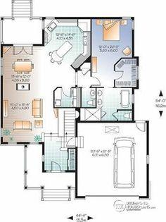 70 best European home plans images on Pinterest   Garage plans ...