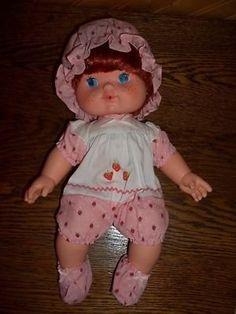 strawberry kisses strawberry shortcake | Baby Strawberry Shortcake, she blew strawberry kisses!!
