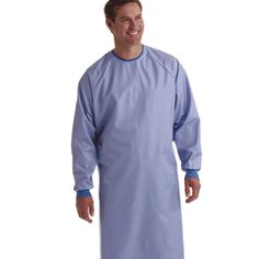 044151 - Apparel, Gowns - Surgical Reusable Barrier, Ceil Blue - Large.  On Henry Schein  on their verterinary page