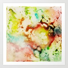 Up Up Up Art Print by Kimsey Price - $15.00