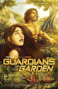 Guardians - The Original by eikonik