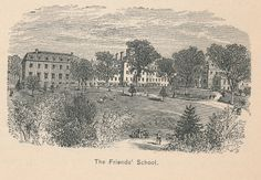 The Friends School, now called Moses Brown School