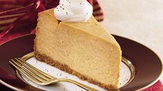 At last!  Enjoy guilt-free cheesecake, thanks to fat-free ingredients.