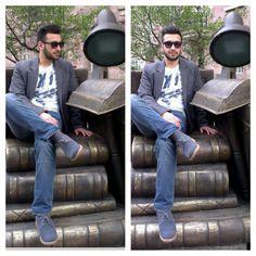 The #statue of Reader in #Yerevan