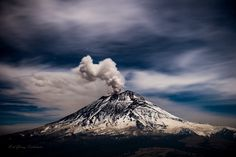 POPOCATEPETL , MEXICO