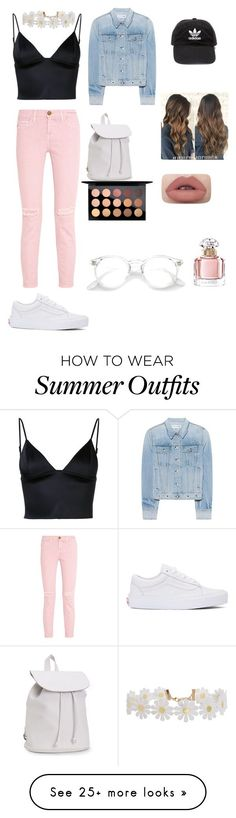 """Summer Outfits : """"Summer outfit"""" by jenny16g on Polyvore featuring T By Alexander Wang"""