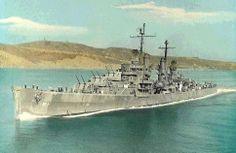 Atlanta Class Cruiser