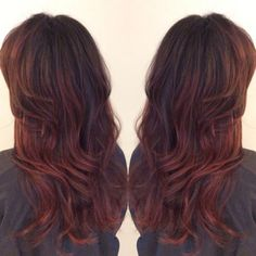 MARSALA, Color Of The Year, In Action | Modern Salon