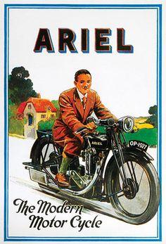 Bike Poster, Motorcycle Posters, Motorcycle Design, Vespa Motorcycle, British Motorcycles, Triumph Motorcycles, Vintage Motorcycles, Motos Trial, Triumph Motorbikes