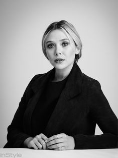 Exclusive! See the Biggest Stars of #TIFF15 Through the Eyes of InStyle's Photographer Jens Langkjaer - Elizabeth Olsen of I Saw the Light - from InStyle.com