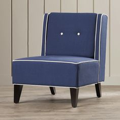 Found it at AllModern - Greenbrier Slipper Chair