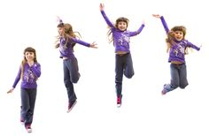 Get moving! Create movement patterns (i.e., 2 jumps and 1 spin) for your child to follow. Then have your child create a pattern!