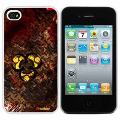 Zombie Ubuntu Fashion Design Hard Case Cover Skin Protector for Iphone 4 4s Iphone4 At