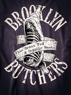 Brooklyn Butchers Crew Tee