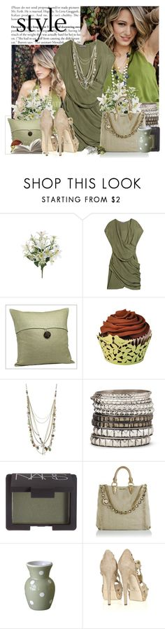 """Uniteld"" by miss-dior-cherie3 ❤ liked on Polyvore featuring Camilla and Marc, AllSaints, MNG by Mango, NARS Cosmetics, Miu Miu and Brian Atwood"