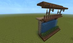 How to build walls. [detail] : Minecraft