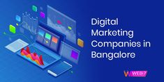 Webi7 is among the best digital marketing companies in Bangalore. They offer expert services in SEO, SEM, Social Media Marketing, Email marketing, Content marketing and website development. Contact them to know more about digital marketing service in Bangalore. Marketing Companies, Email Marketing, Content Marketing, Social Media Marketing, Best Digital Marketing Company, Digital Marketing Services, Seo Sem, Web Development Company, Digital Media