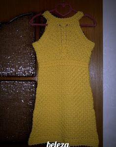 Tina's handicraft : crochet summer dress