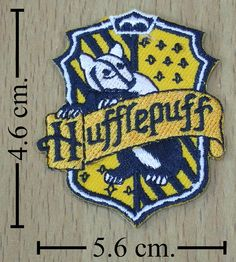 Hufflepuff patch