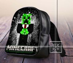 God Father Amazing Famous Game - Game Design For Kids School Bag Backpack