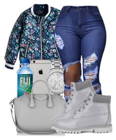 """Mamiii❤"" by honey-cocaine1972 ❤ liked on Polyvore featuring Michael Kors, Givenchy and Timberland"