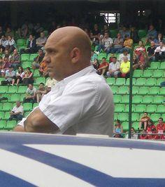 Frédéric Antonetti Ogc Nice, Club, Baseball Cards, Sports, Gymnastics, Hs Sports, Sport