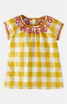 Mini Boden 'Gypsy' Top (Little Girls & Big Girls) available at #Nordstrom