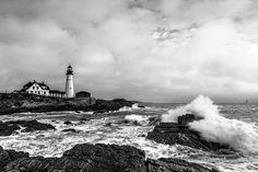Portland Head Lighthouse taken by Mike Mezeul II