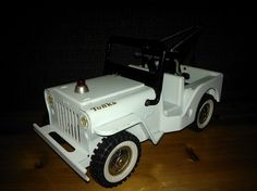 Tonka Jeep, My Captain Action Rode in this. Tonka Trucks, Tonka Toys, Toys For Boys, Vintage Toys, Childhood Memories, Tractors, Jeep, Cool Photos, Youth